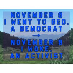 I quit being a Democrat when they sold-out to the corporations and suborned voter fraud...thanks Hillary