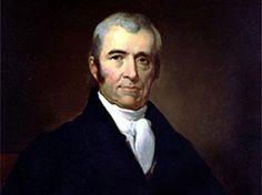John Marshall  (24 de septiembre de 1755 — 6 de julio de 1835), jurista estadounidense.