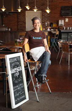 Dara Schwartz @Darista Cafe