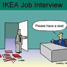 Um, I wouldn't get the job