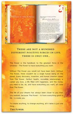 The Power, Magic Secret Rhonda Byrne