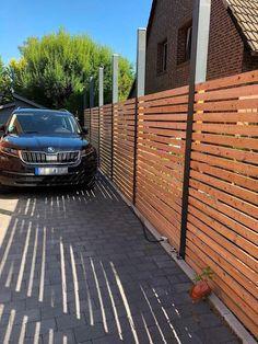 Die 20 Besten Bilder Auf Gartenzaun Selber Bauen Gate Pallet