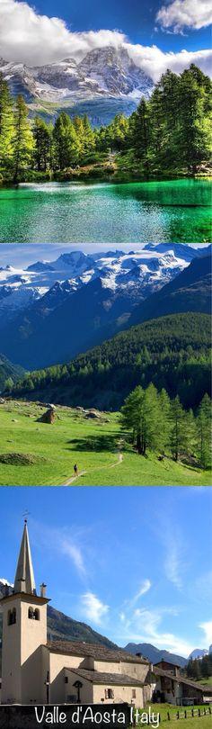 Valle d'Aosta  Italy