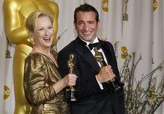 Oscar winners 2012