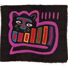 Super-Adorable Black Mola Cat   by molamama