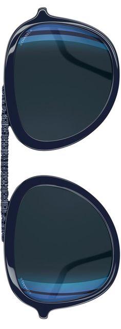 Chanel Pilot Winter 2017 Sunglasses