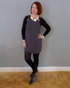 Tilly And The Buttons Cleo Dress – Did You Make That?