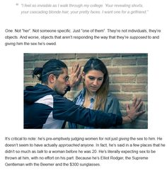 """Pickup artists tend to be under the delusion that they're """"nice guys""""."""