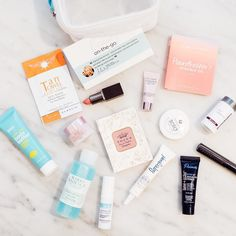 Our limited-edition Spring Beauty Bag JUST HIT stores and is coming soon on Bluemercury.com!! Go in to your neighborhood store this weekend to get your Beauty On-The-Go bag - free with any $125 purchase. Use this code in cart: ONTHEGO and tell us what you got in the comments below!  #bluemercury #beauty #skincare #makeup #haircare #bodycare #fragrance #trishmcevoy #bumbleandbumble #m61skincare #antiaging #springbeauty #springtrends #beautyinreallife #onthego
