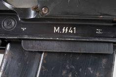 SS antitank rifle M.SS 41 (M.Pz.41(t))