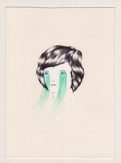 Poison Tears of Love by Sarah McNeil, via Flickr