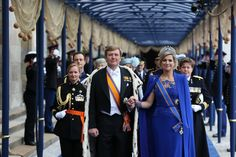 King Willem-Alexander and Queen Consort Maxima of the Netherlands