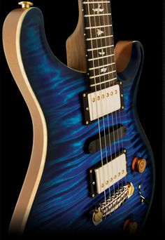 The Ferrari of Guitars - a Paul Reed Smith Private Stock - Only made to order!
