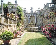 awesome italian garden - Florence - villa gamberaria