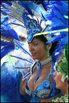 Zomercarnaval Rotterdam 2006 by Nells Photography, via Flickr