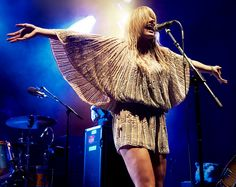 grace potter  I Want her clothes!!!!