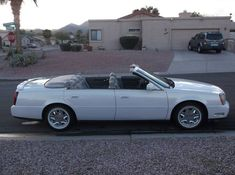 2004 Cadillac Deville Convertible (Craigslist) | GenHO