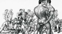 Image result for tom of finland gay art