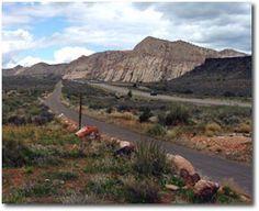 ~ Area Bike Trail System ~ St George, Utah....