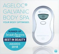 Nu Skin, Galvanic Body Spa, Spa Packages, Purifier, Beauty Magazine, Beauty Packaging, Smooth Skin, Anti Aging Skin Care, Good Skin