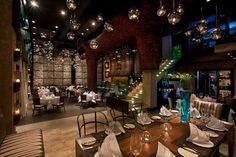 Marea Cuisine & Bar - Interior Design by El Estudio - Photography: Ricardo Piantini