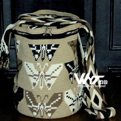 100% Handmade Wayuu bag by Native Wayuu indigenous in Colombia  For order &…