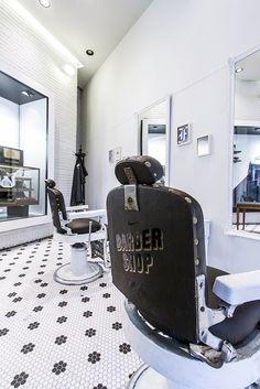 Nike FFF + The Nike Barber Shop on Behance