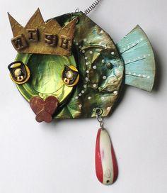 Renee Stien / Nayski: Wish fish by