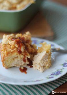 apfel karamell käsekuchen rezept