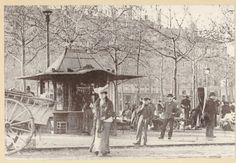 Le Marché des chiens, place Carnot, au début du XXe siècle