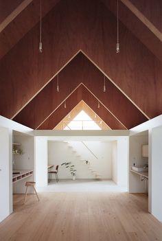 Architects: mA-style architecture (studio japonais, composé du couple Atsushi et Mayumi Kawamoto) // http://www.ma-style.jp/