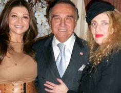 Sonia Nassery Cole, Tony Lo Bianco and Joyce Brooks