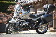 Japan motorcycle fleet: BMW R1200R