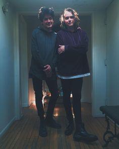 Iain & Casey