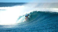 Gabriel Medina conquista o WCT de Fiji e reassume a liderança do ranking. Gabriel Medina faz bonito e leva o título em Fiji (Foto: Divulgação / ASP)