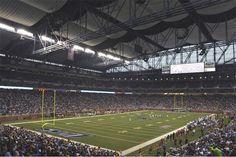 Ford Field, Detroit, MI