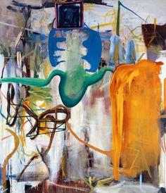 Albert Oehlen – Malerei, Museum moderner Kunst, Wien, bis 20. Oktober 2013 :: Portal Kunstgeschichte - Das Informationsportal für Kunsthistoriker im deutschsprachigen Raum