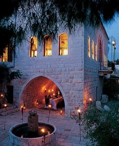 An Ottoman Tale in Lebanon : Interiors + Inspiration : Architectural Digest