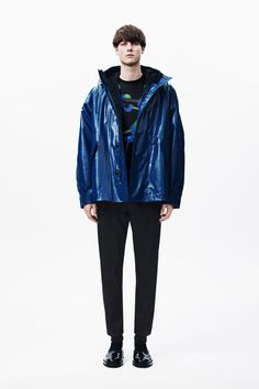 Christopher Kane Fall 2014 Menswear Collection Slideshow on Style.com