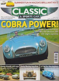 British Car Magazine August Car Magazine And British Car - Sports cars magazine