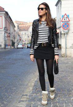 Wedge Sneakers Style #wedgesneakers #outfit ...