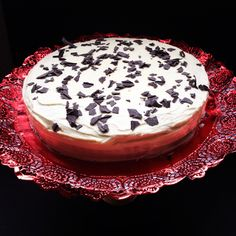 Tarta Chocolate Blanco