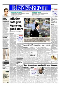 business times south africa
