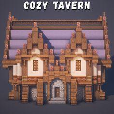 Casa Medieval Minecraft, Minecraft House Plans, Minecraft Mansion, Minecraft Cottage, Minecraft Castle, Cute Minecraft Houses, Minecraft Room, Minecraft House Designs, Amazing Minecraft
