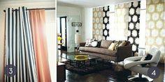 unas bonitas cortinas hacen de cualquier espacio, único y especial.