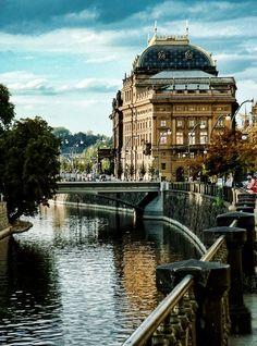 Eastern Europe, National Theatre, Prague, Czech Republic