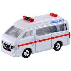 TOMICA 多美小汽車 NO.18 日產NV350救護車 (TAKARA TOMY)