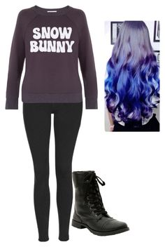"""""""Snow day"""" by unicorn04630 ❤ liked on Polyvore featuring Topshop, women's clothing, women's fashion, women, female, woman, misses and juniors"""