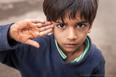 Boy, Jodhpur by Marji Lang Photography, via Flickr