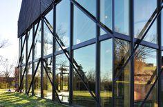 Gallery - Wild Turkey Bourbon Visitor Center / De Leon & Primmer Architecture Workshop - 15